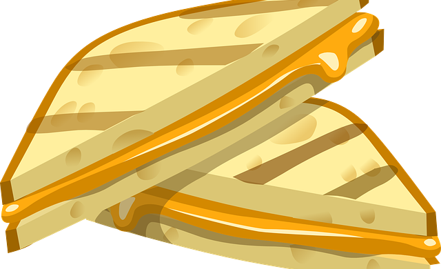 clipart Cheese clipart grilled cheese. Sandwich reflections kaffee haus.