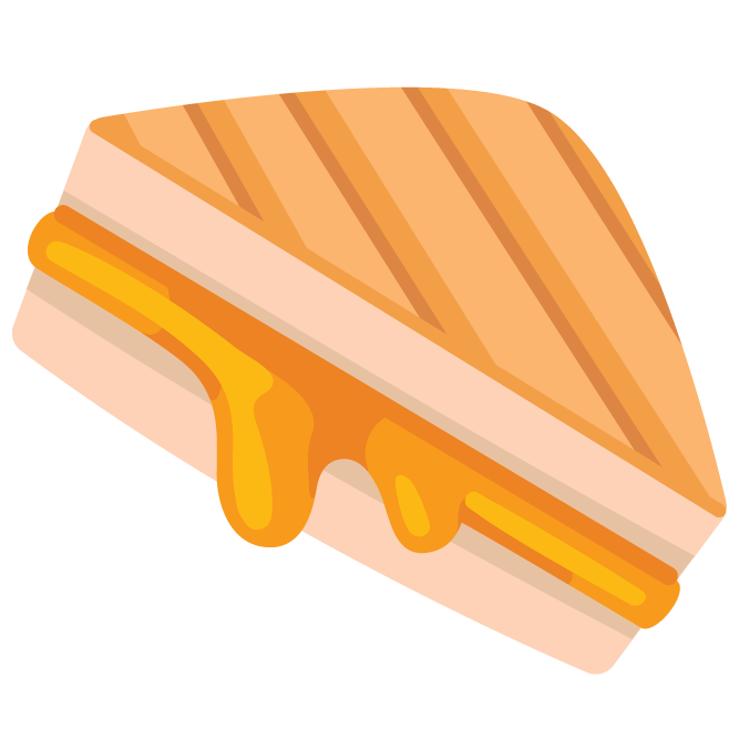 banner freeuse download Venmo on twitter happy. Cheese clipart grilled cheese.