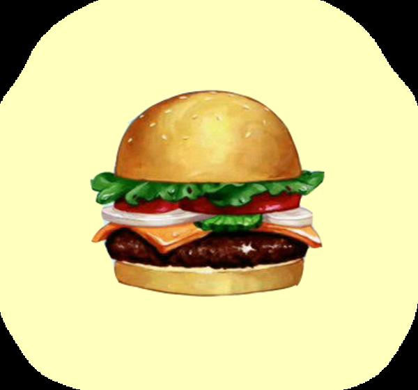 image stock Cheeseburger clipart cartoon. Burger sandwitch free images.