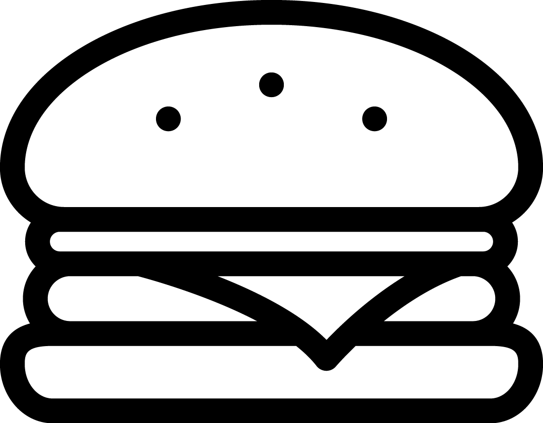 clip art transparent stock Cheeseburger drawing line.  collection of burger