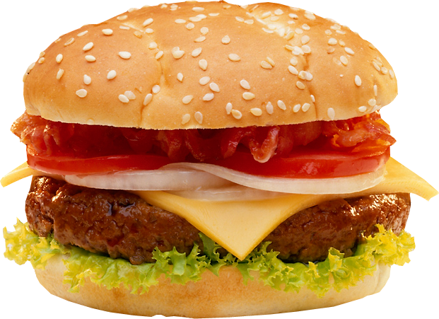 clipart transparent library Background . Cheeseburger transparent.