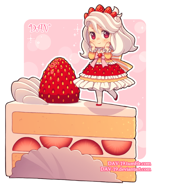 graphic freeuse download cheesecake drawing kawaii #110525517