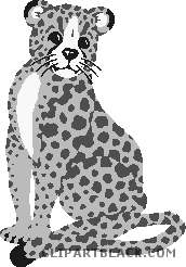 banner free library Page of clipartblack com. Cheetah clipart.