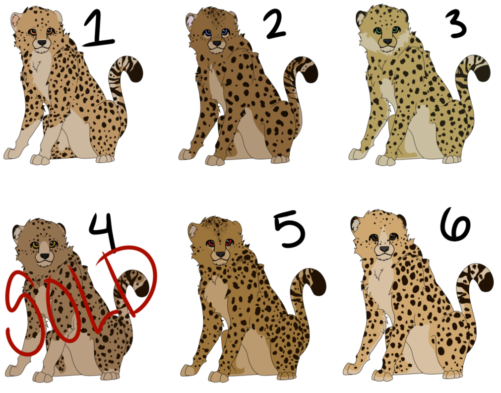 clip art freeuse download Savannah panthera adopts by. Cheetah clipart cheetah cub.