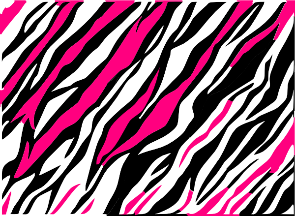 picture transparent library Purple background black and. Zebra print clipart
