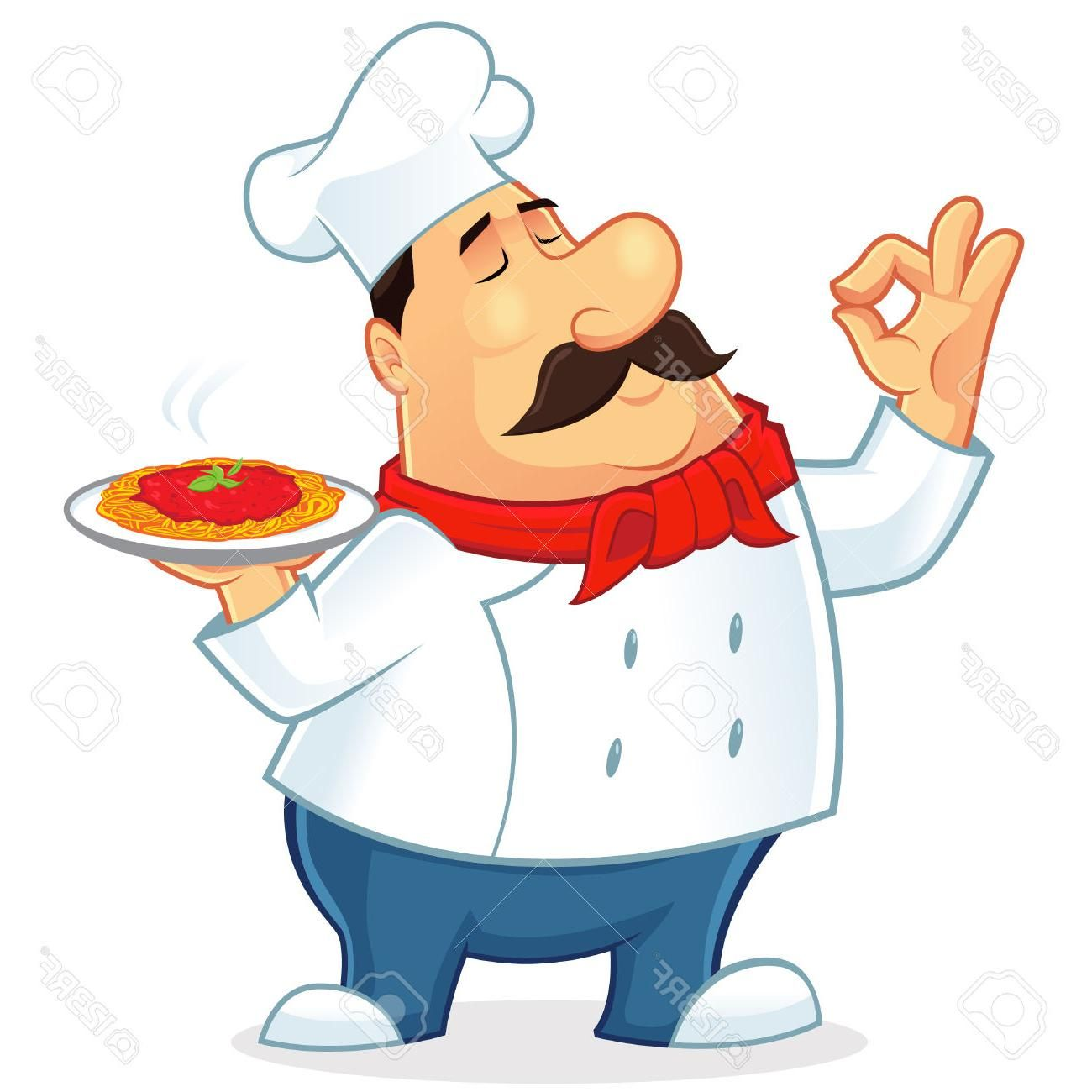 clip art free stock Chefs clipart chef italian. Free clipartxtras treasures .