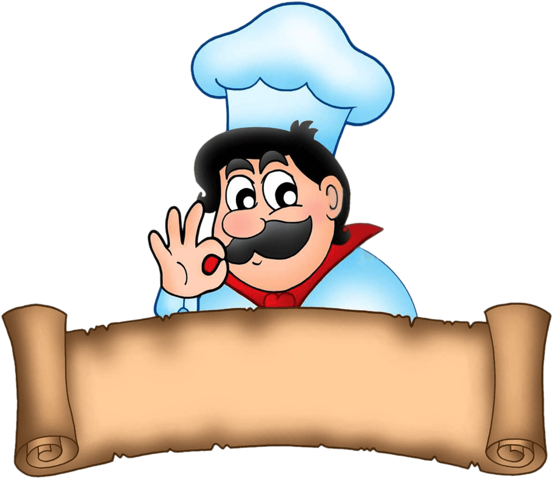 image royalty free download Chef clipart cheaf. Cliparts zone free image.