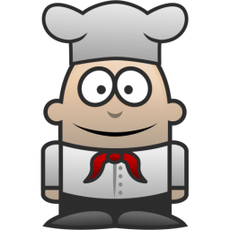 svg library stock Smiling icon png image. Chef clipart personal chef.