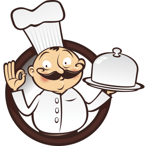 banner transparent download Chef clipart professional chef. Male png free images.