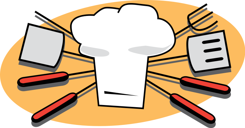 clipart royalty free download Chef Tools Clipart