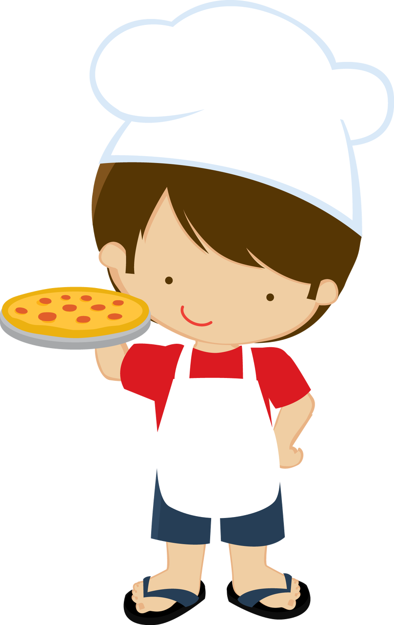 graphic library stock Mini chef collection jpg. Chefs clipart.