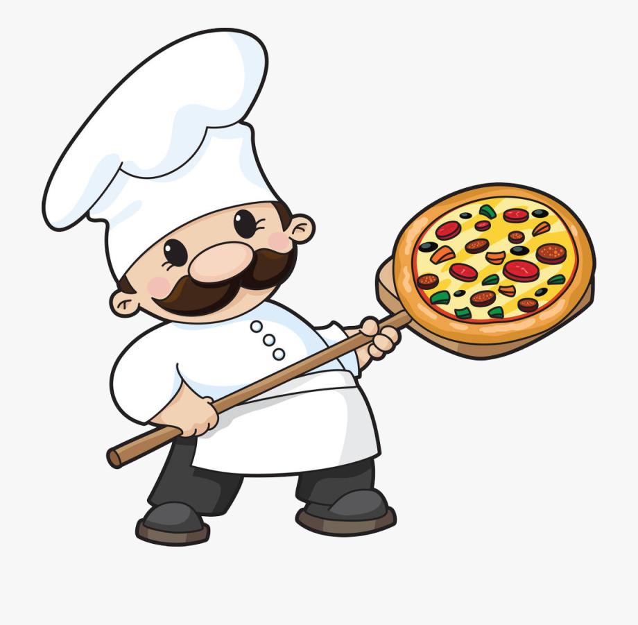 svg download Chefs clipart chef italian. Pizza man .