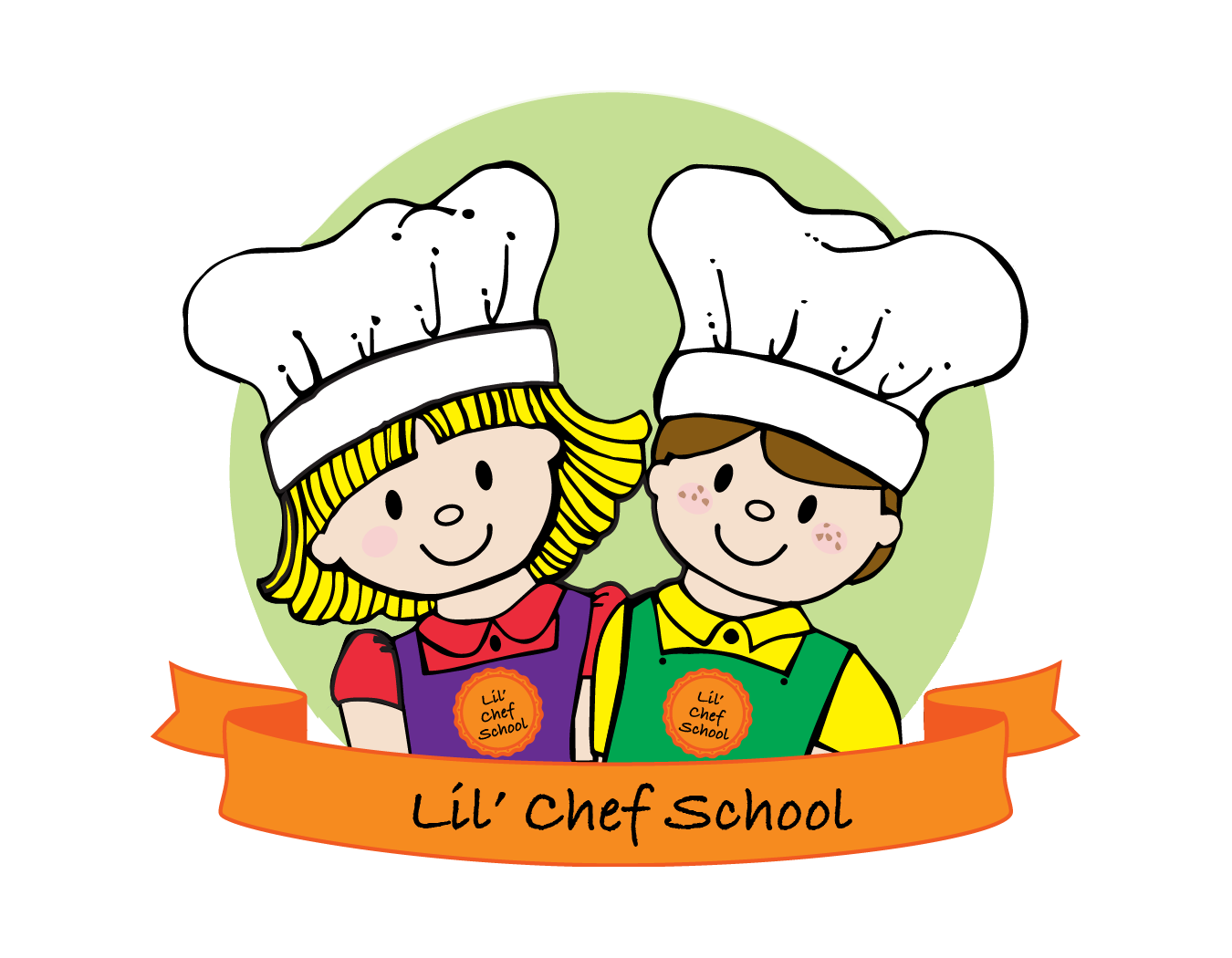 picture transparent stock Welcome to lil chef. Chefs clipart cooking demo.