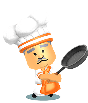 clip art transparent library Chef miitopia wiki fandom. Chefs clipart cooking demo.