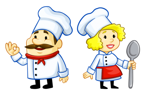 freeuse download Chef cook frames illustrations. Chefs clipart cooking demo.