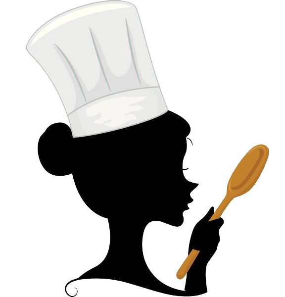 banner stock Chef cooking clip art. Chefs clipart hand