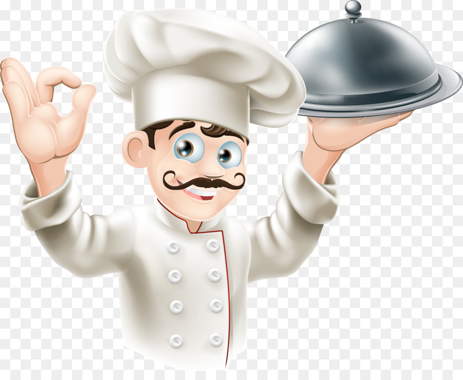 clip freeuse Chef cartoon transparent clip. Chefs clipart hand