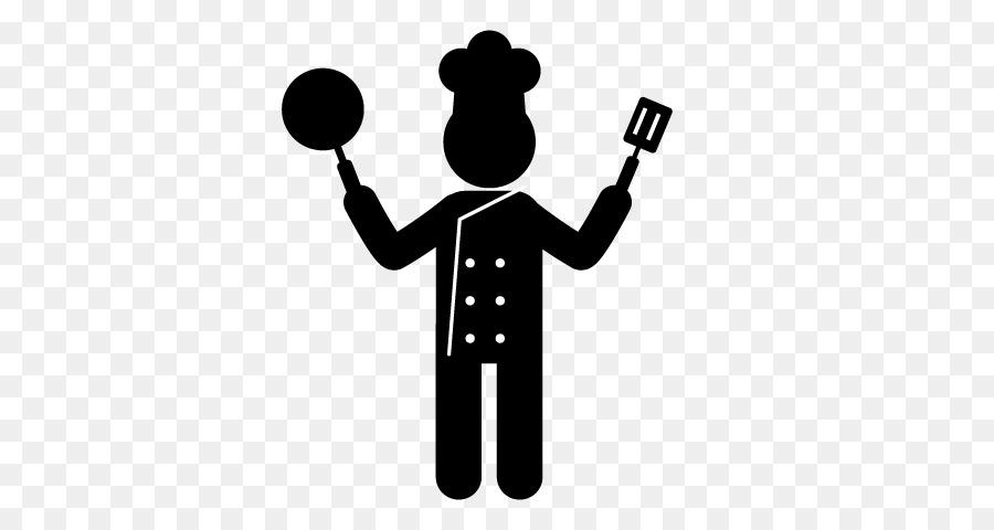 clip transparent Restaurant logo cooking cook. Chefs clipart silhouette.