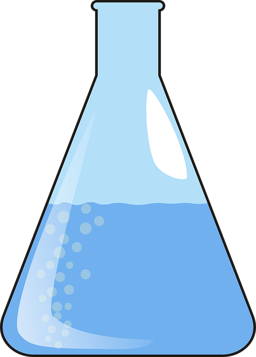 graphic library download Beaker transparent chemistry. Mixtures clipart collection free