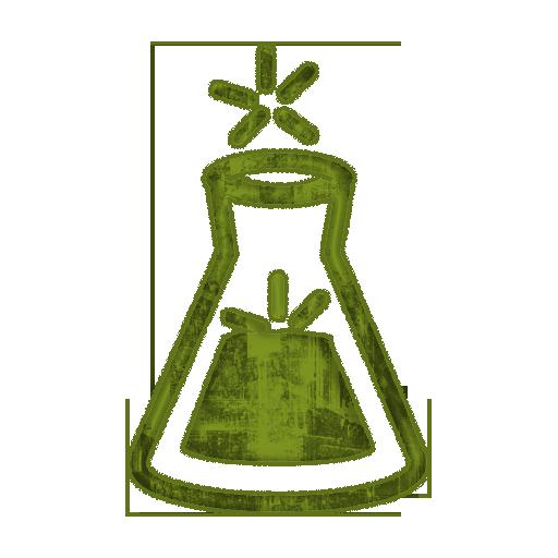 jpg freeuse Beaker craft projects school. Chemical clipart nanotechnology.