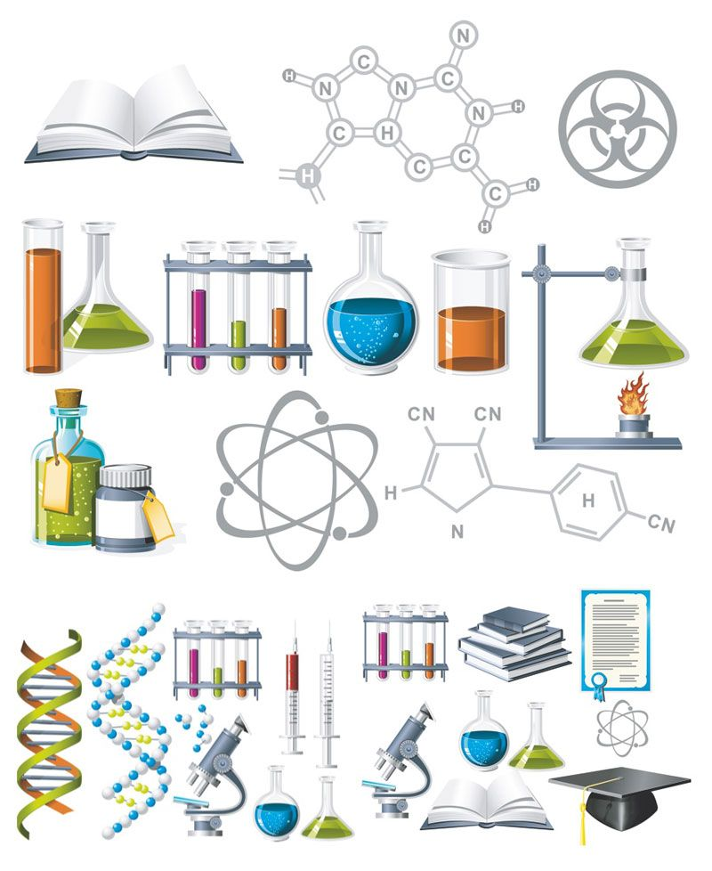 transparent download Chemistry clip art this. Chemical clipart school.