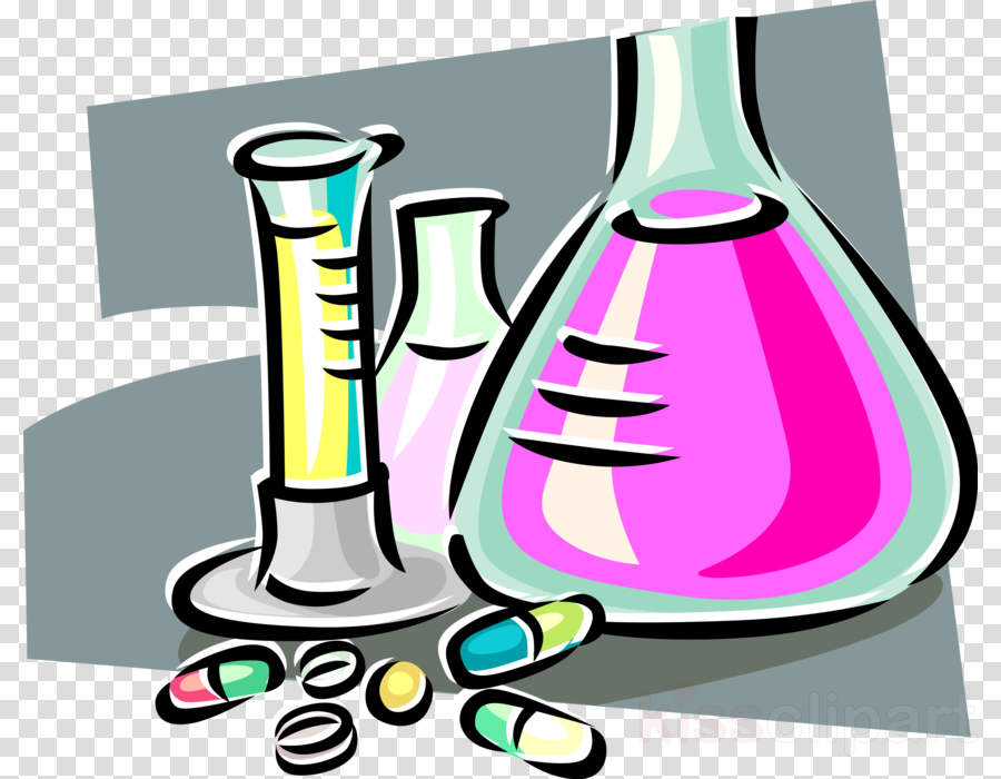 svg transparent library Chemical clipart school. Chemistry cartoon science physics.