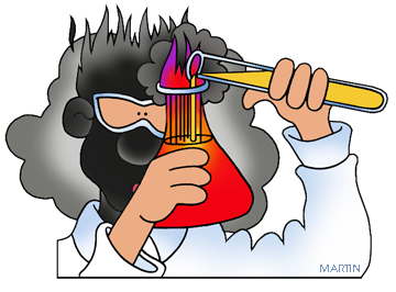 clip art black and white stock Chemistry clipart chemical. Clip art by phillip.