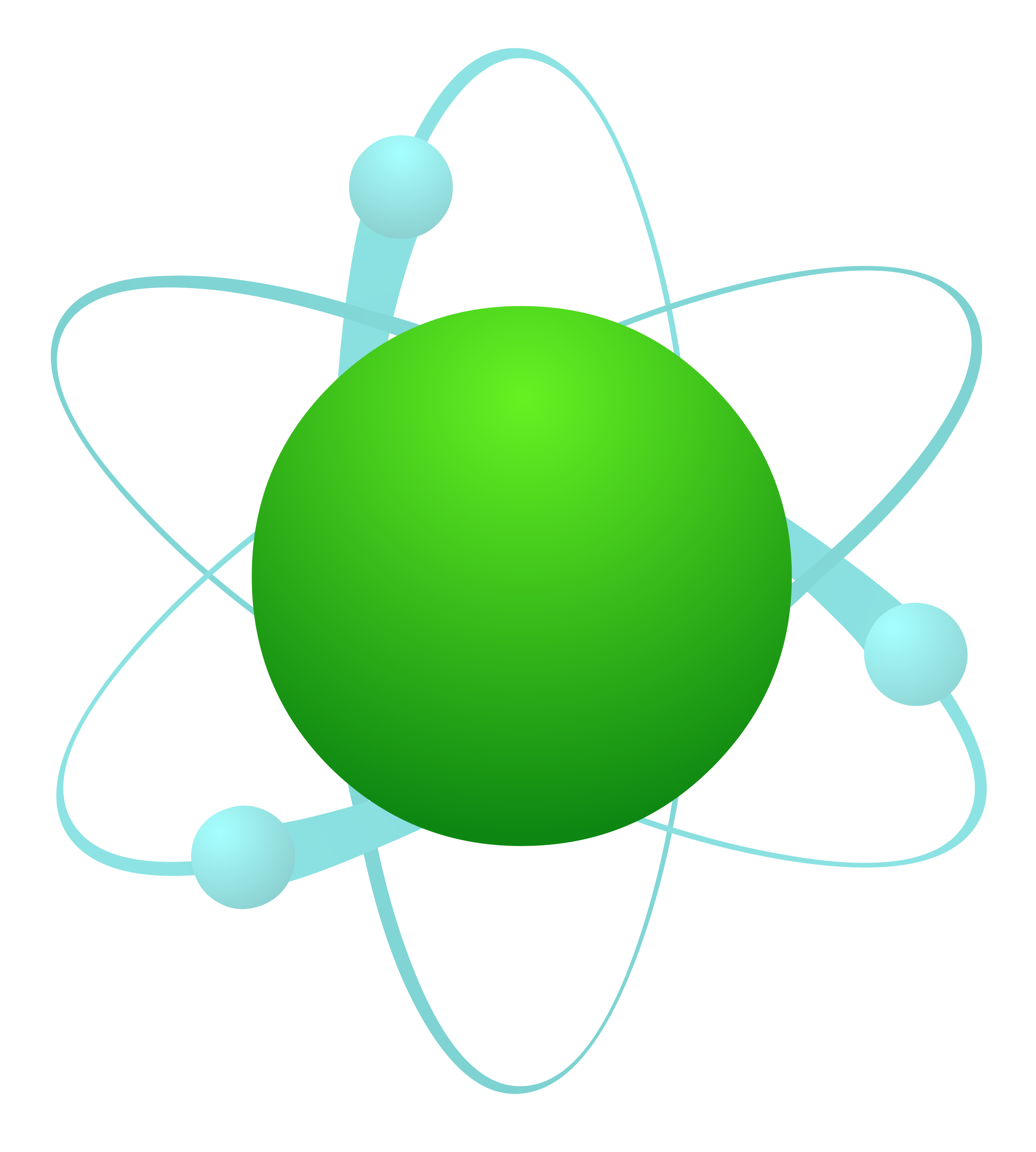 freeuse download Atoms and Electrons Chemistry Clip art