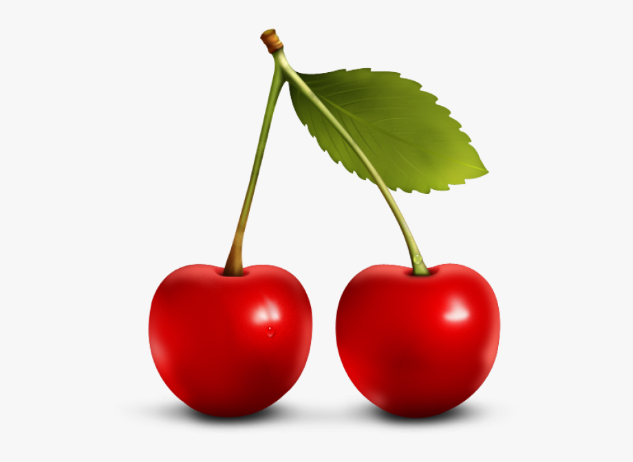 banner library download Cherry png transparent photo. Cherries clipart.
