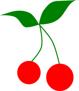 clipart free library Cherry clipart border. Clip art at clker.