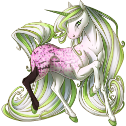 svg library library Cherries clipart unicorn. Image cherry blossoms v.