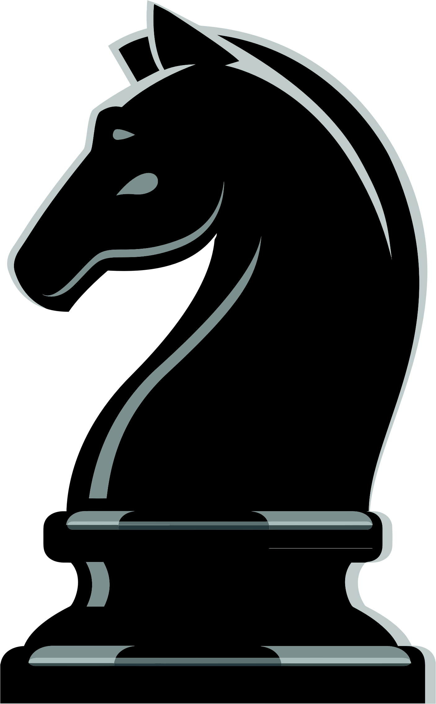 free library Chess clipart. Knight big image png.