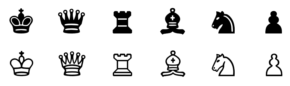 graphic black and white stock Chess clipart transparent. Png mart
