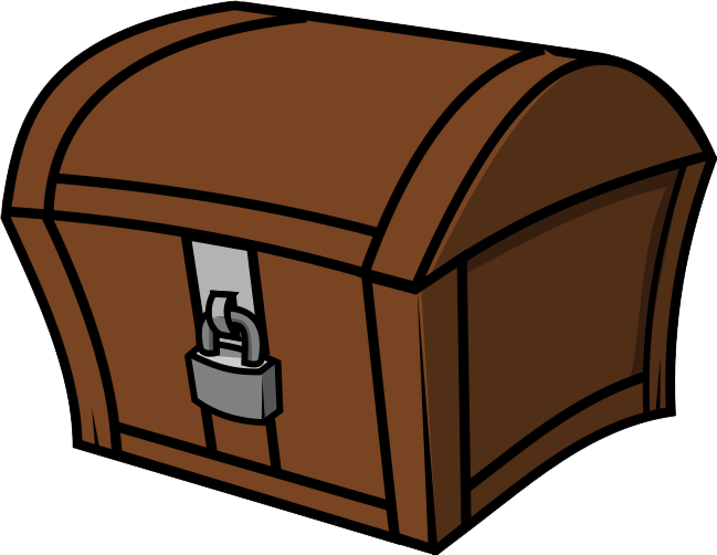 freeuse stock Chest clipart.