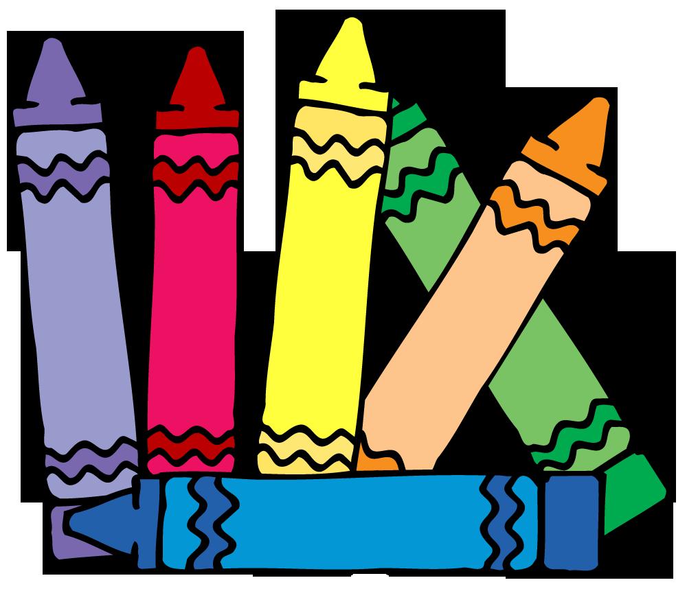 clipart library Crayon Box Clipart