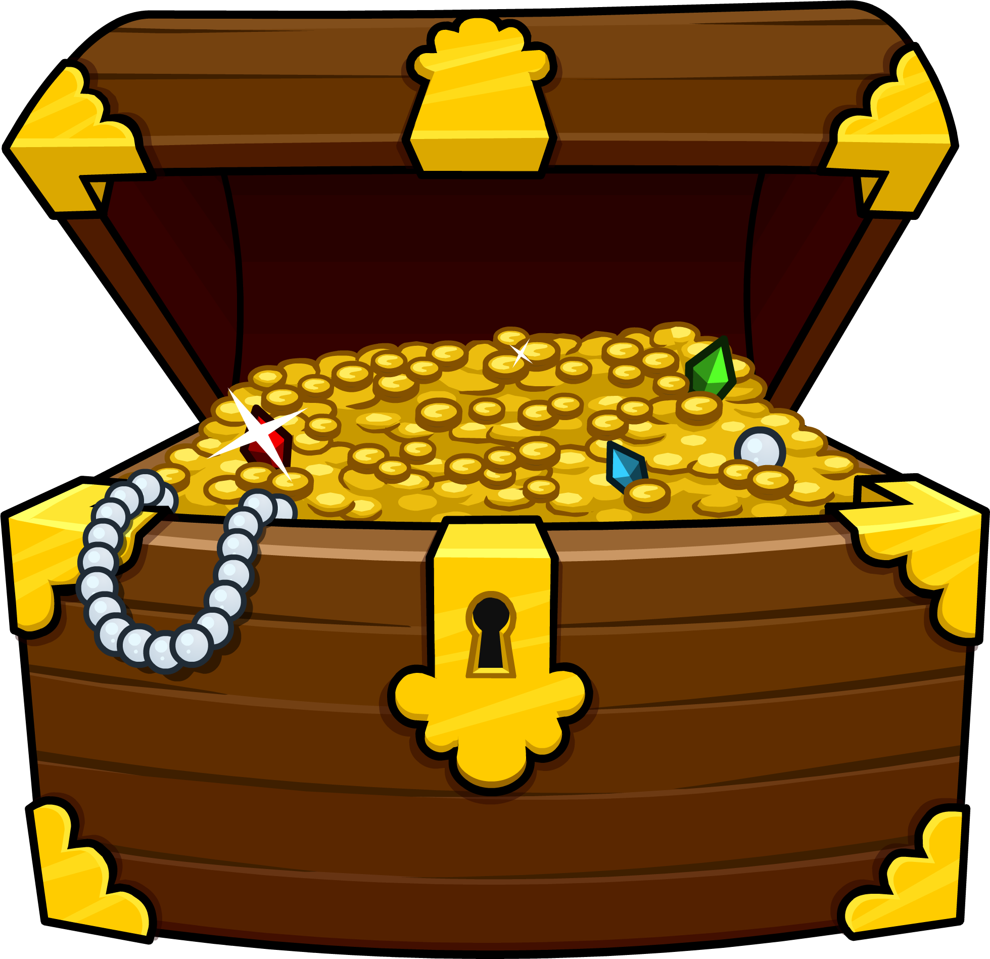 png royalty free download Image unreleased member icon. Chest clipart treasure room.