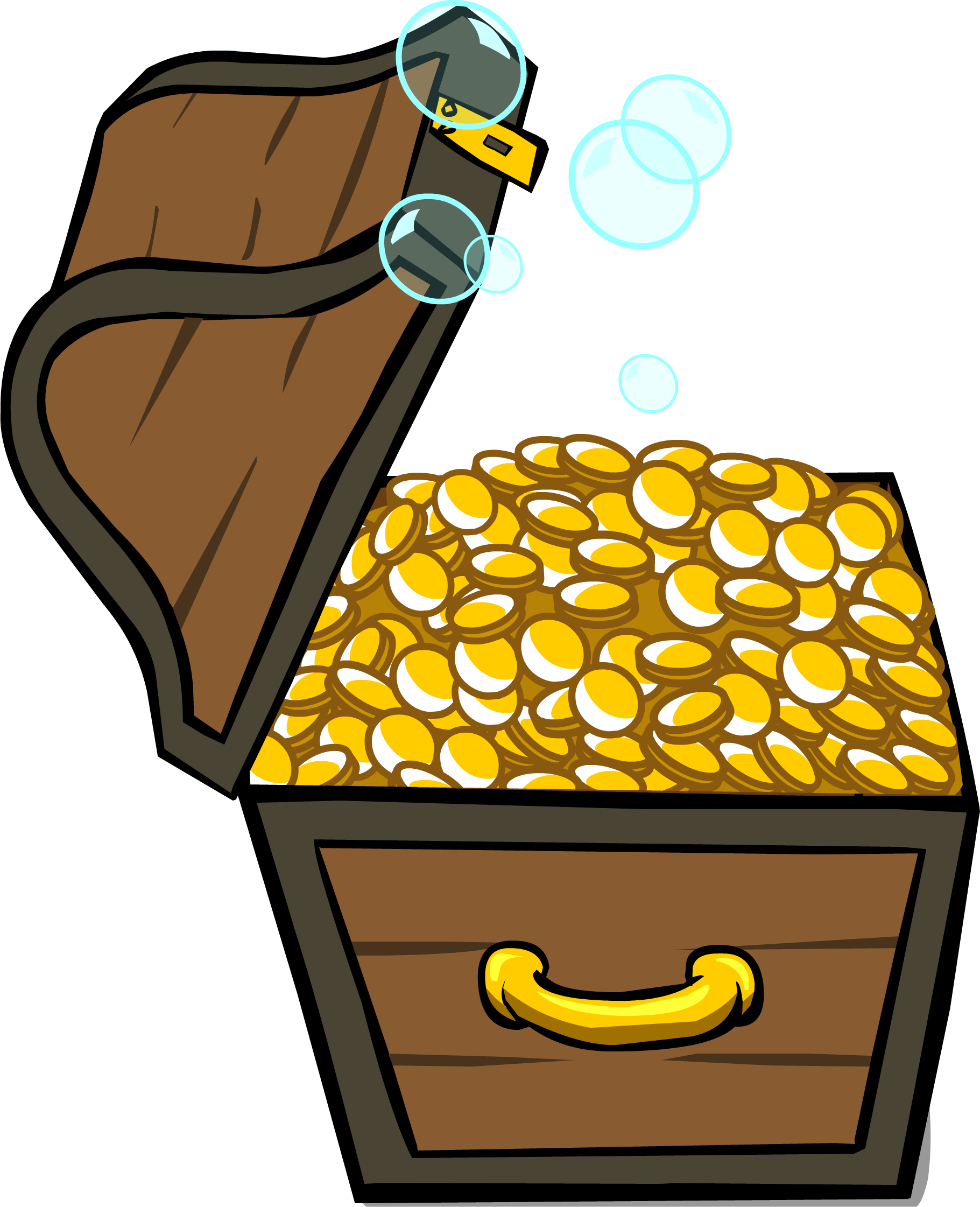 image free Chest clipart treasure room. Image id sprite png.