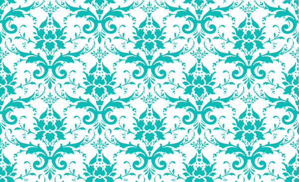 png black and white library tiffany damask