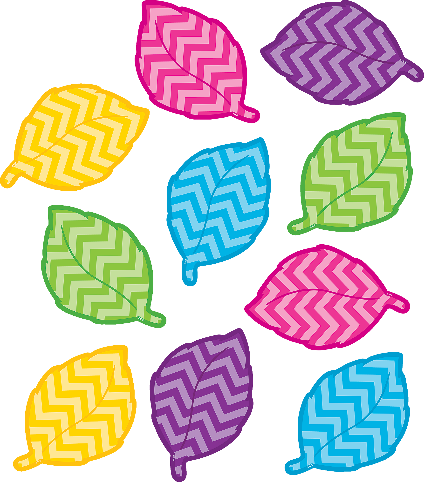 png stock Leaves accents. Chevron clipart bulletin board.