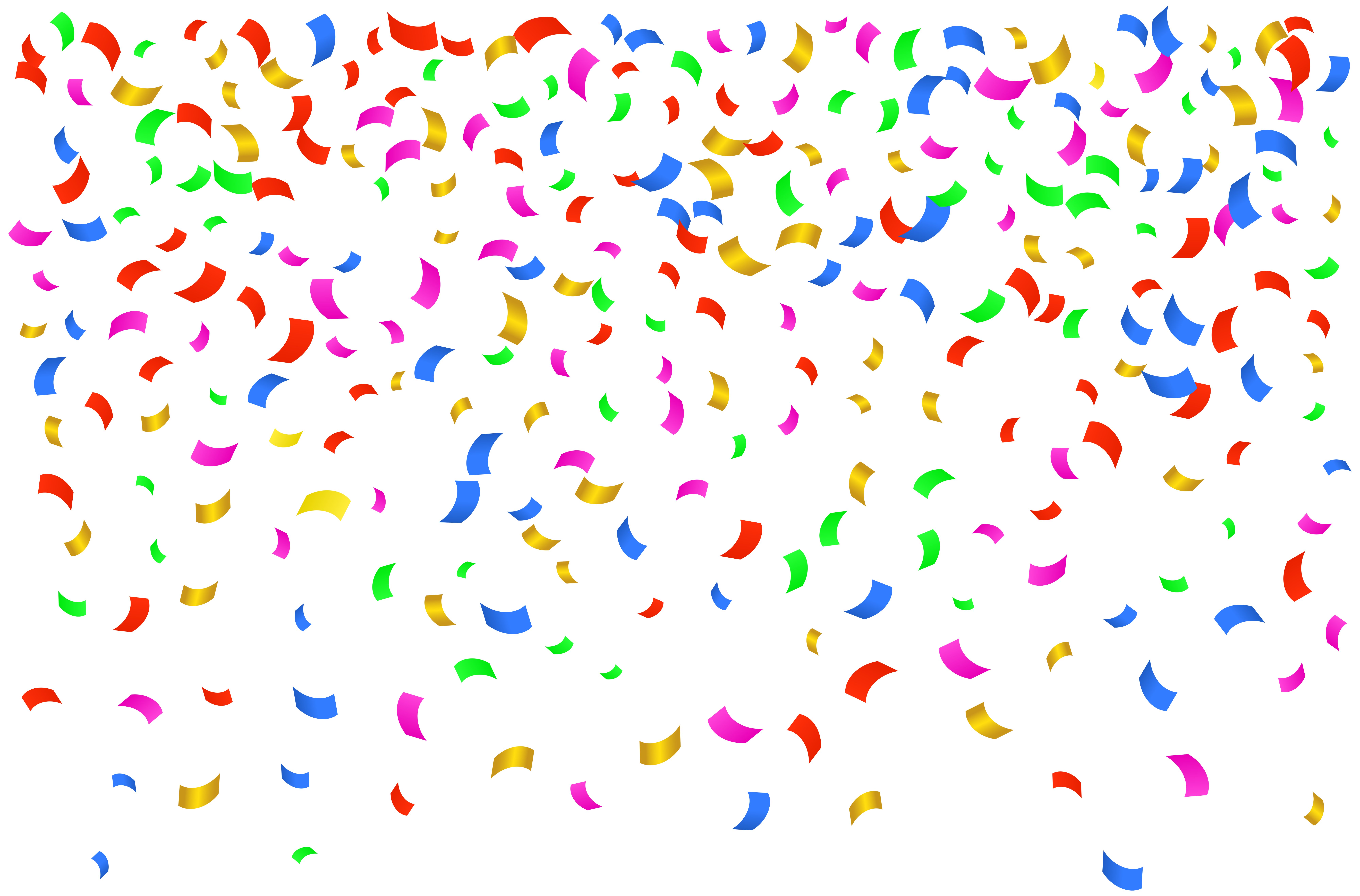 png black and white download Confetti border clipart. Pin by david fuentes