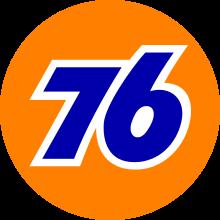 image freeuse stock Chevron clipart orange blue.  gas station wikipedia.