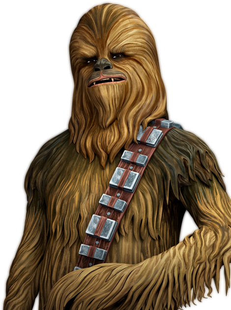 clip free Drawn star wars free. Chewbacca clipart.