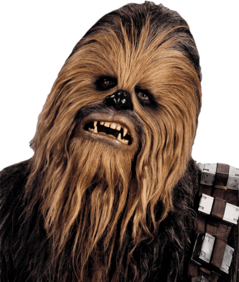 picture free stock Star wars png free. Chewbacca clipart.