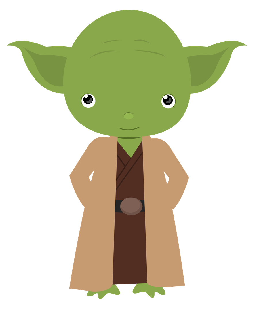 picture freeuse stock Chewbacca clipart baby. Yoda png transparent images.