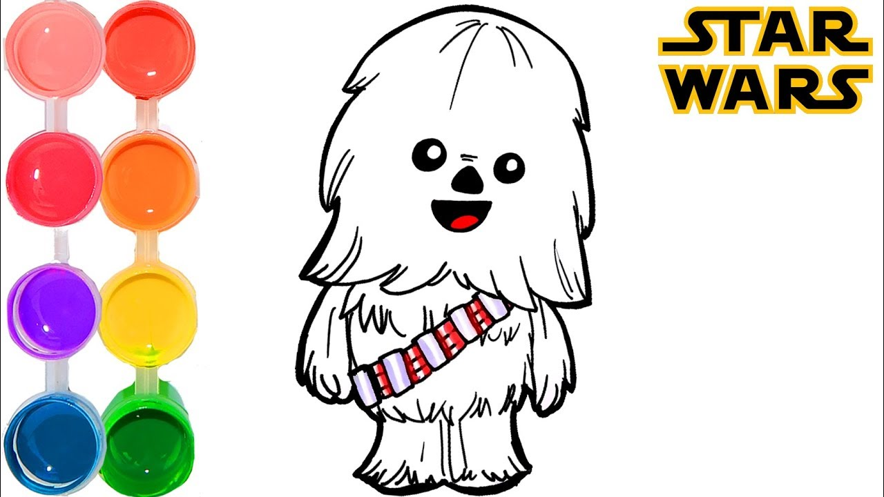 clipart free library Transparent free for . Chewbacca clipart baby.