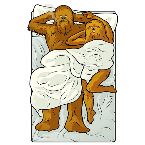 vector royalty free Chewbacca clipart ewok. How do wookiees breed