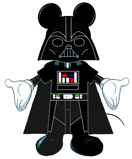 clip art free stock Star Wars Mickey Mouse Clipart
