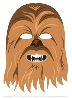 royalty free stock Chewbacca clipart printable. Transparent .