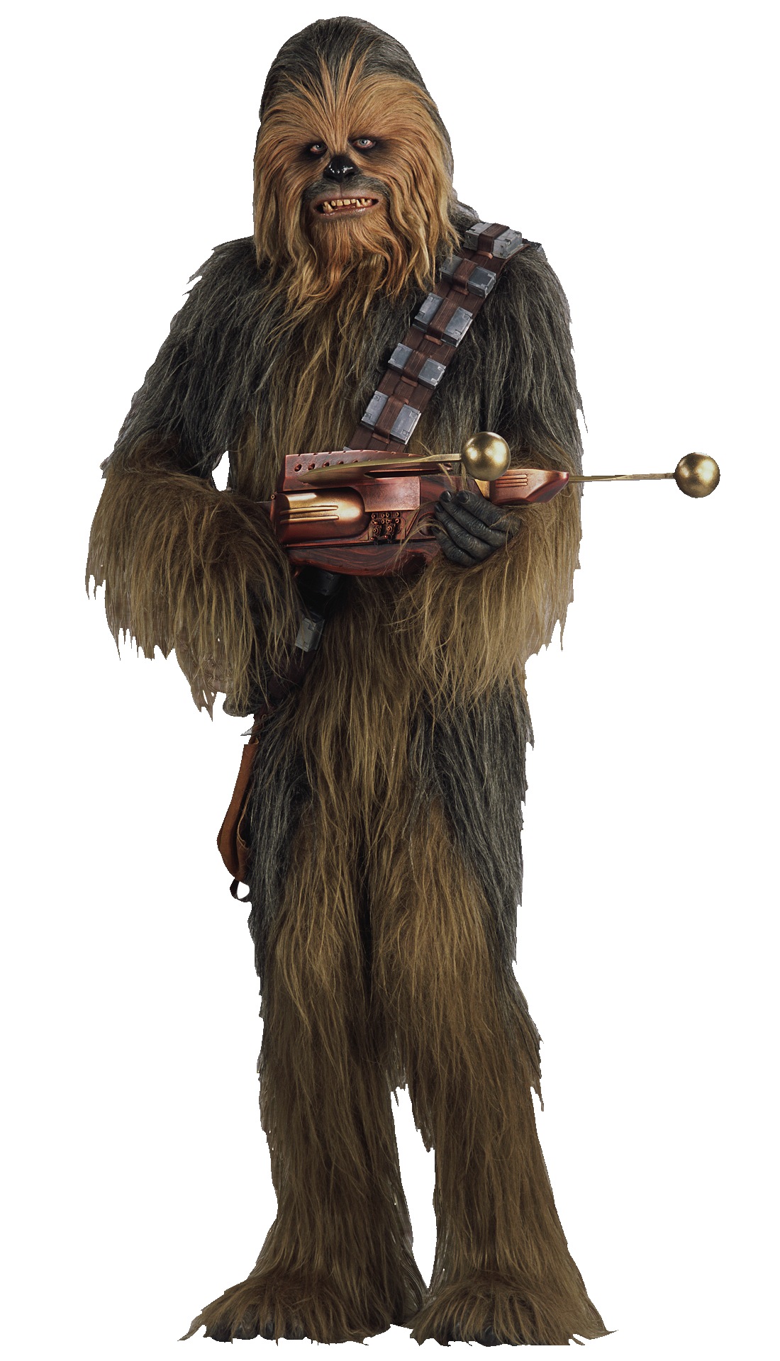 vector Chewbacca transparent background. Star wars png image
