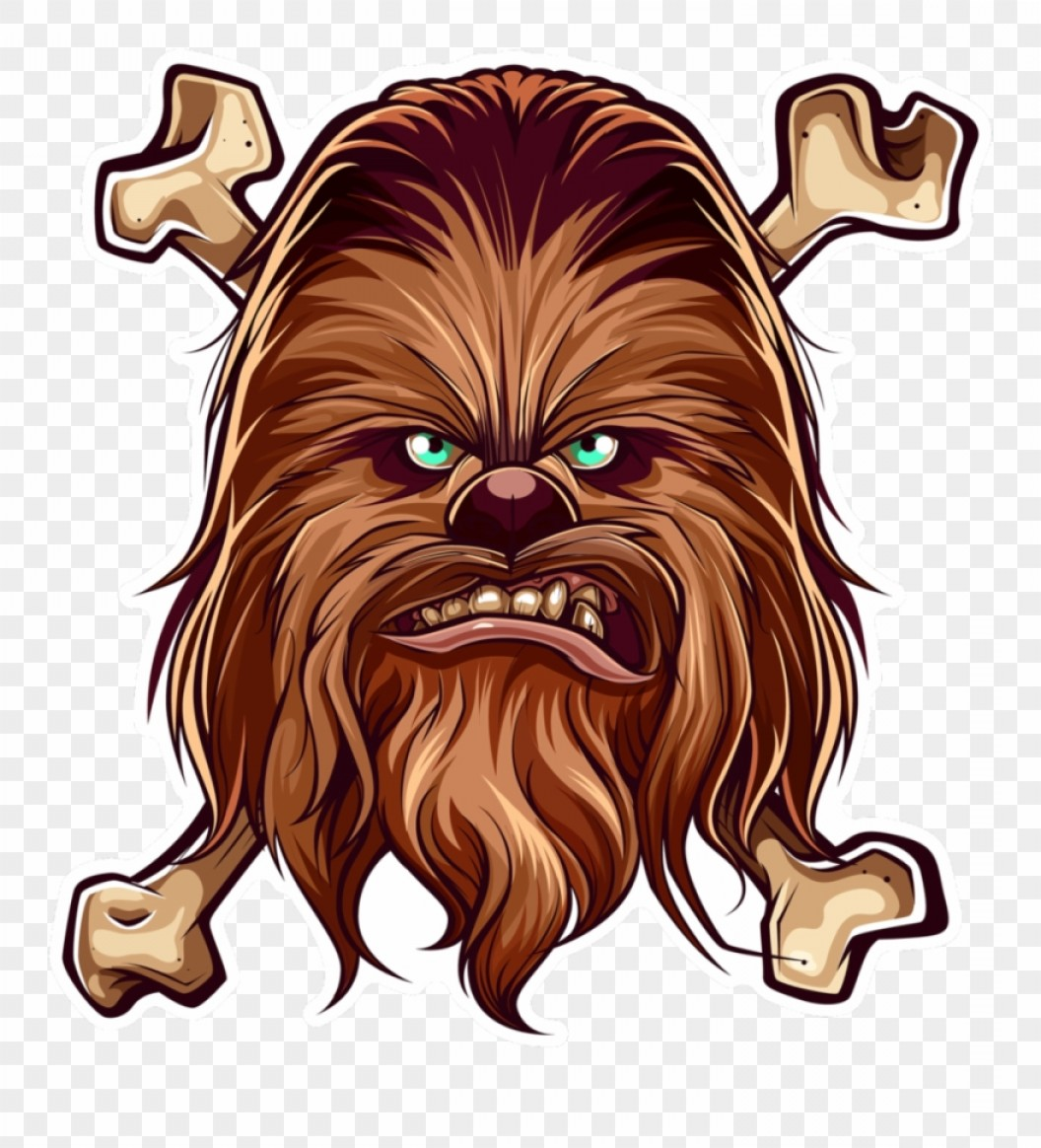 svg freeuse Bmomjrwookie star wars png. Chewbacca clipart vector.
